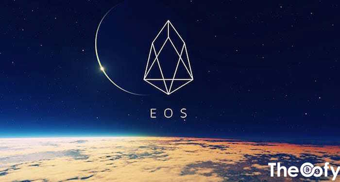 Image result for eos coin