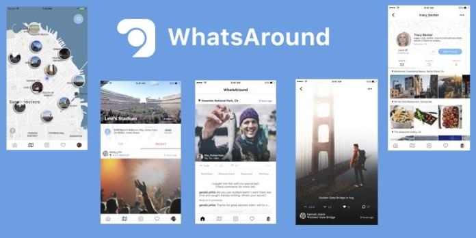 WhatsAround ile ilgili görsel sonucu