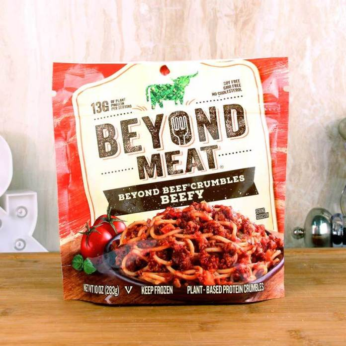 Beyong meat ipo date