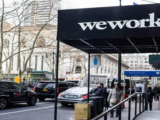 Wework ipo stock symbol