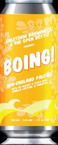Boing! (2018)