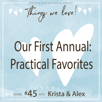 Valentine's Special: Things We Love!