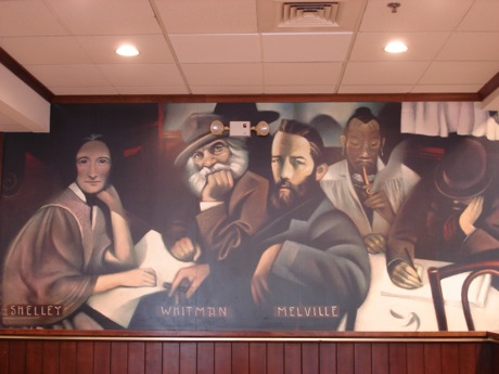 Shelly Whitman Melville X Y Barnes Amp Noble Mural