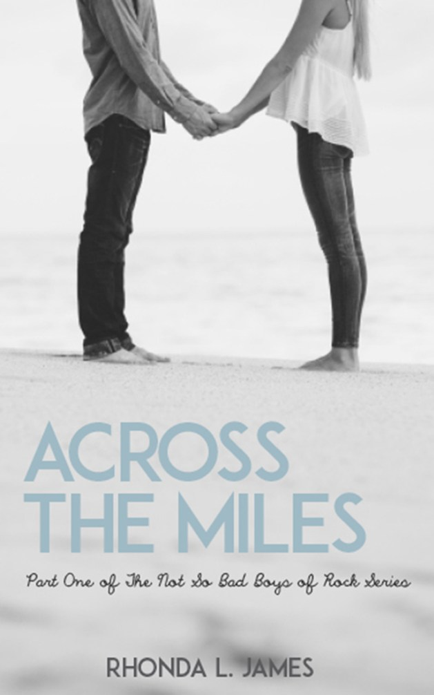across the miles book cover