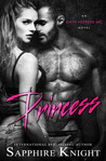 ♥ New Release + Giveaway ♥ Princess by Sapphire Knight