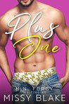 #BlogTour Plus One by M.N. Forgy writing as Missy Blake