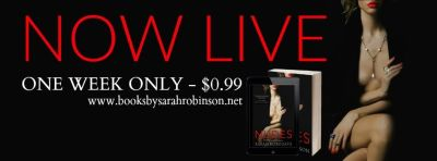 #NewRelease #Giveaway Nudes by Sarah Robinson