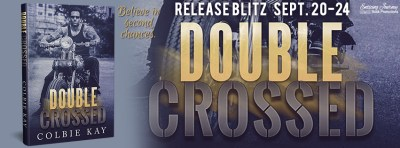 #NewRelease Double Crossed by Colbie Kay