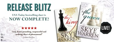 #NewRelease The Queen by Skye Warren