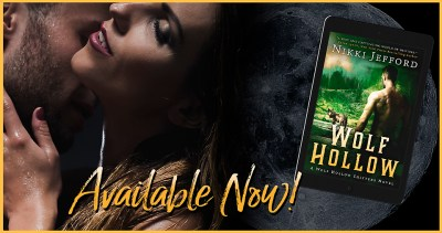 #NewRelease #Giveaway Wolf Hollow by Nikki Jefford