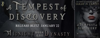 #NewRelease A Tempest of Discovery by Sarah M. Cradit