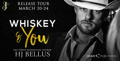 #NewRelease Whiskey & You by HJ Bellus