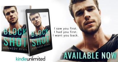#BlogTour BLOCK SHOT by Kennedy Ryan