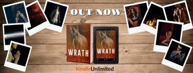 #NewRelease WRATH by Claire C. Riley