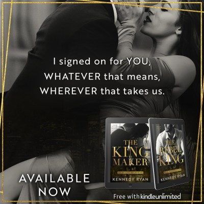 #NewRelease The Rebel King by Kennedy Ryan
