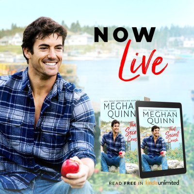 #NewRelease THAT SECRET CRUSH by MEGHAN QUINN