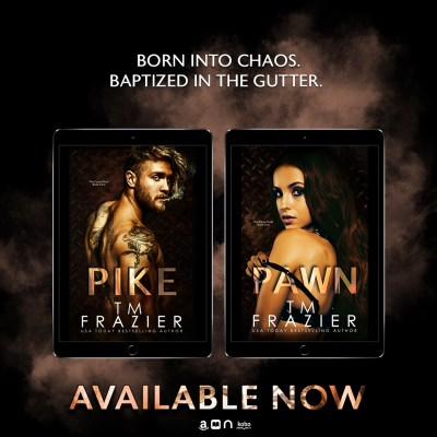 #BlogTour PAWN by T.M. Frazier