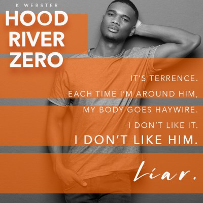 #NewRelease Hood River Zero by K Webster