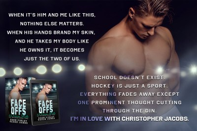 #NewRelease FACE OFFS & CHEAP SHOTS by Eden Finley & Saxon James