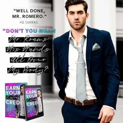 #NewRelease Earn Your Extra Credit by Meghan Quinn