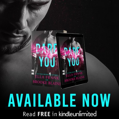 #BlogTour Dare You by Ella Frank and Brooke Blaine