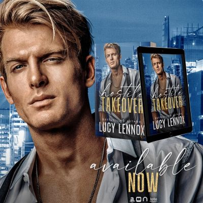 #NewRelease HOSTILE TAKEOVER By Lucy Lennox
