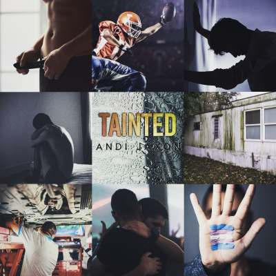 #BlogTour TAINTED by Andi Jaxon