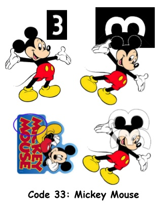 Image result for 33 disney mickey mouse