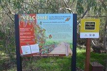 butterflies trail park