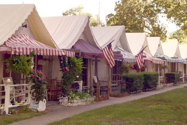 Tent City Ocean Grove