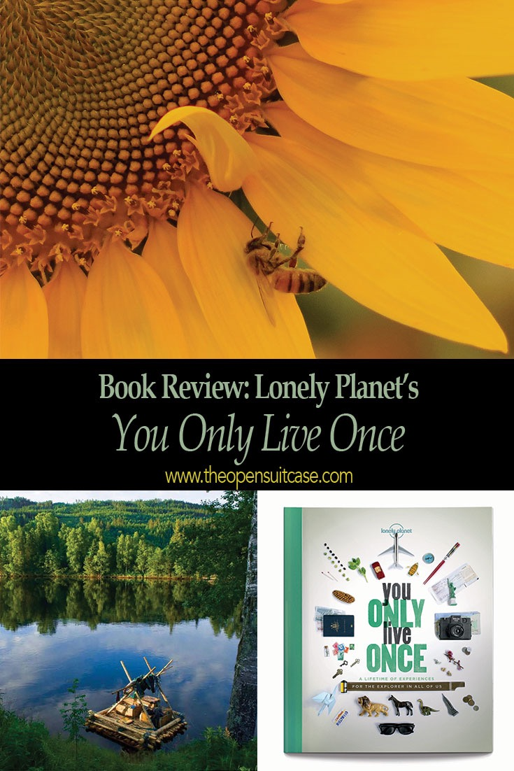 "Lonely Planet Book Review: ""You Only Live Once: A Lifetime of Experiences for the Explorer in All of Us"""