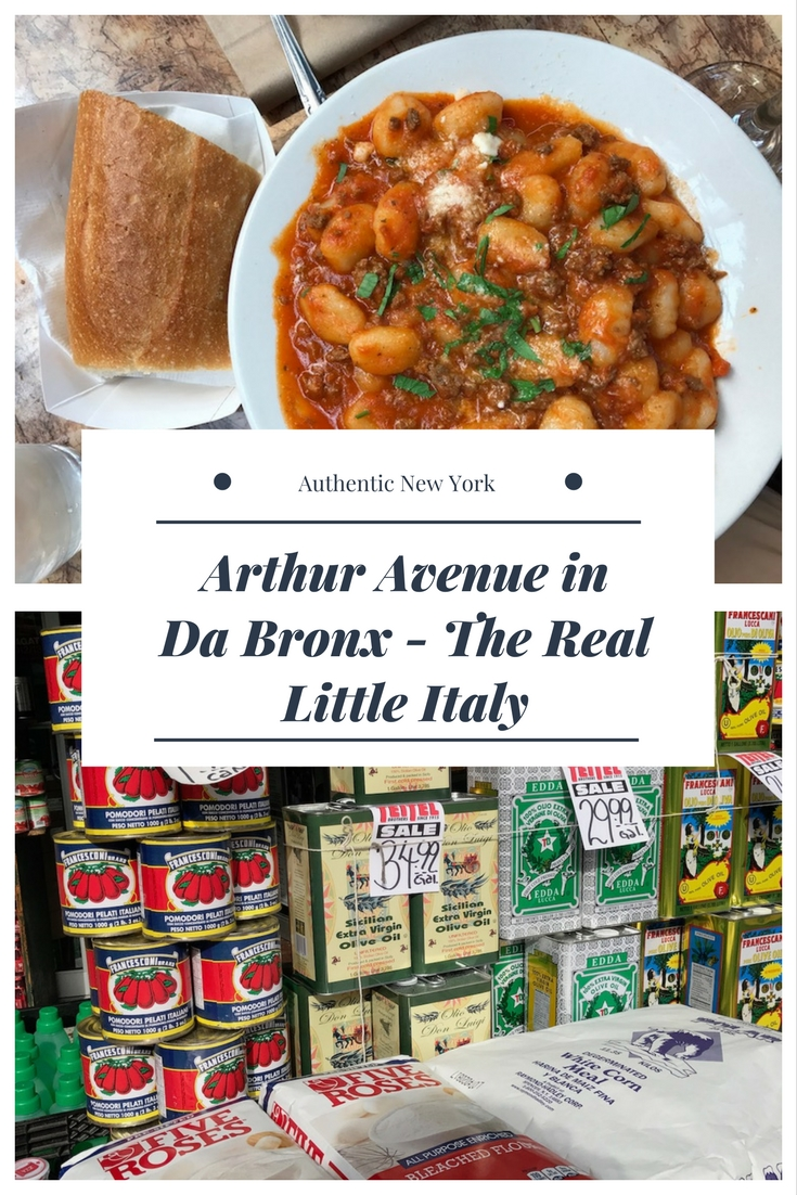 Pasta. Cheese. Cannoli. A food lover's dream, New York's Arthur Avenue is the destination for foodies seeking Italian comfort food in the Bronx.