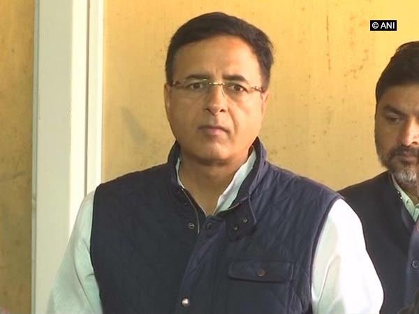 Randeep Surjewala congress-ani