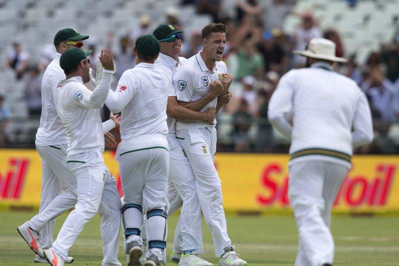 south africa cricket team-AP