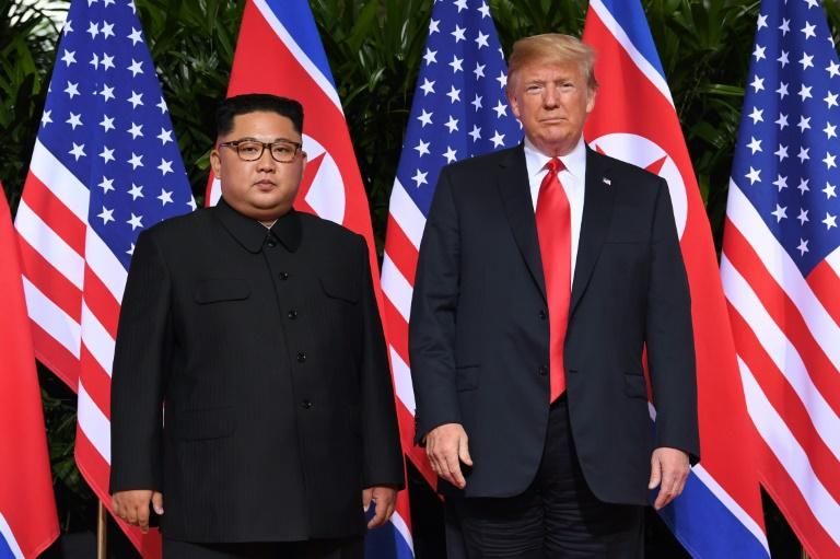 Kim-Trump summit-afp