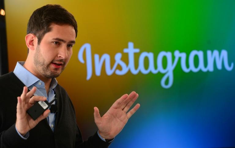 Instagram's Kevin Systrom-afp