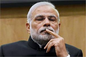 Prime Minister Narender Modi-pti