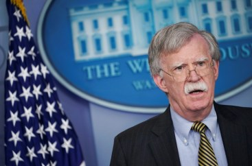 Bolton's Moscow visit-afp