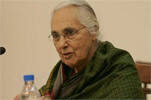 historian Romila Thapar -pti