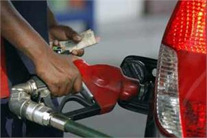Indian petrol pump-pti