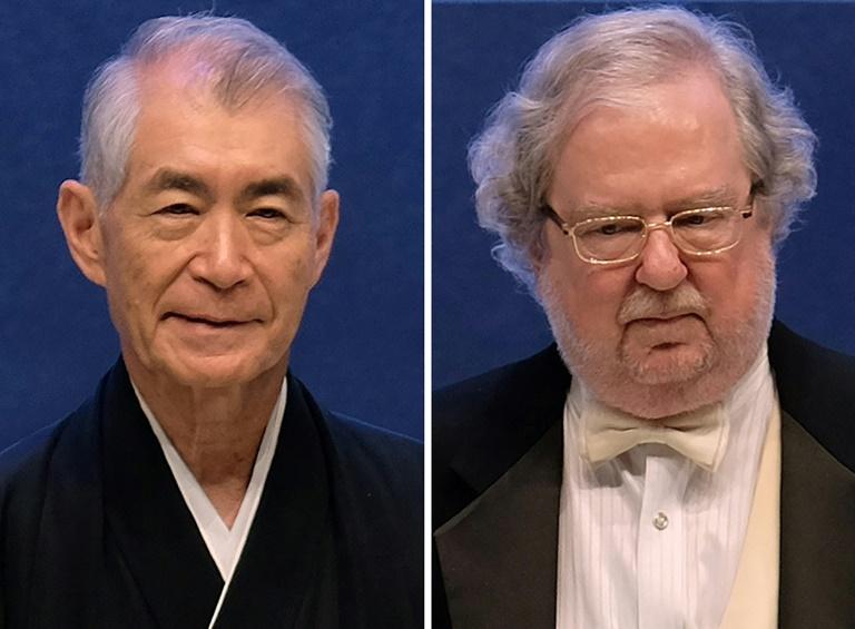 Tasuku Honjo of Japan and James Allison of the US and won the 2018 Nobel Medicine Prize
