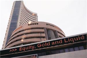 Sensex drops- PTI