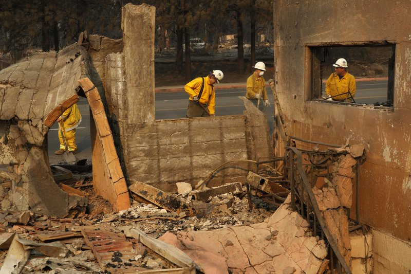Wildfire evacuations