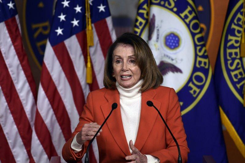 Nancy Pelosi's- AP