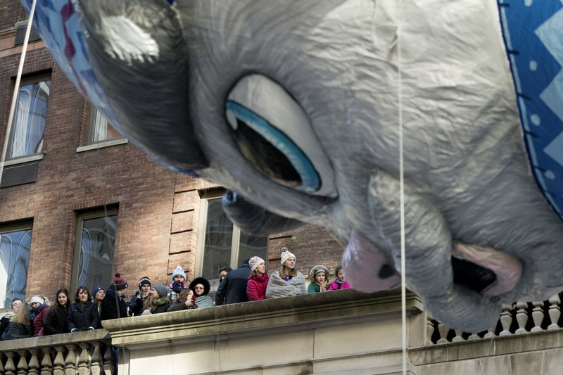 Macy's Thanksgiving Day Parade- AP