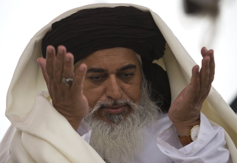 detained radical Islamic cleric