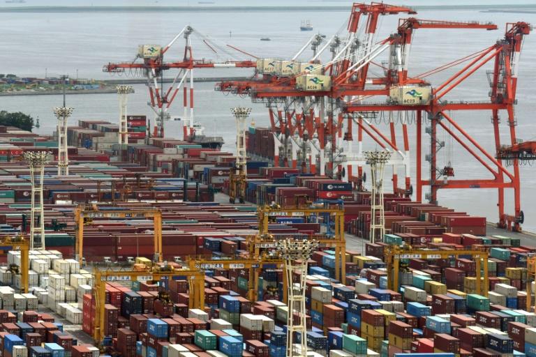 Japan's trade - AFP