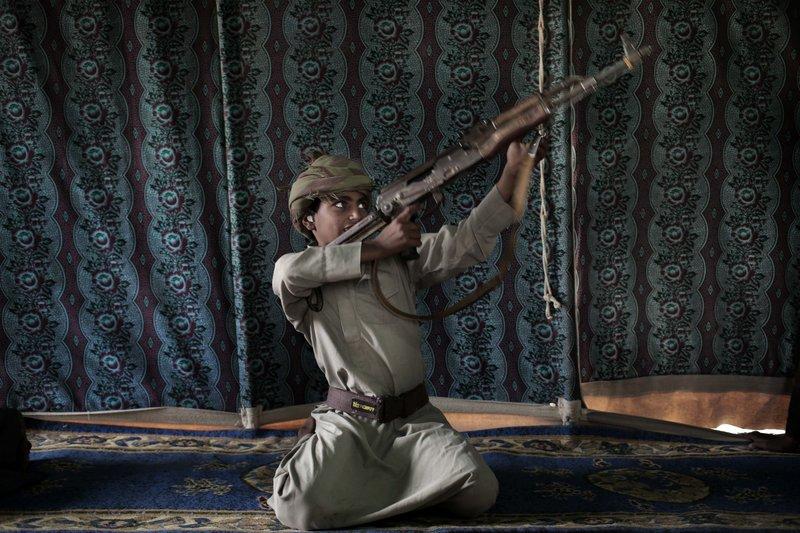 kill and die in Yemen's war- AP