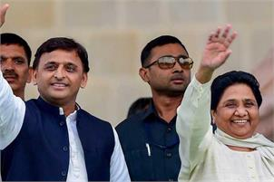 SP, BSP announce tie-up sans Congress for Lok Sabha polls, to contest 38 seats each in UP- PTI