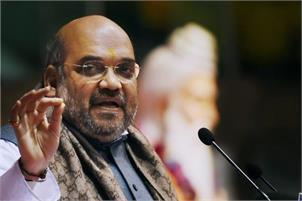 Only Modi's leadership can thwart Pak misadventures: Shah